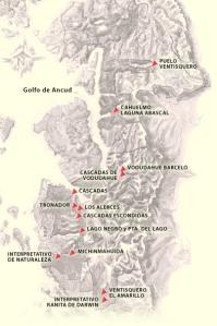 Balades au Parc de Pumalin
