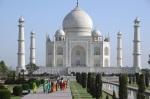Agra, Taj Mahal, Inde