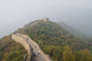 Muraille de Chine, Pekin-Beijing