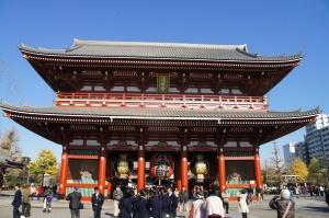 Temple Senso-Ji - Tokyo - Japon