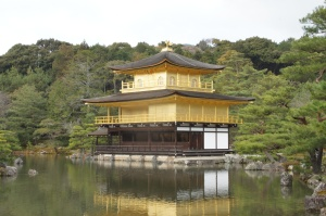 Pavillon d'Or - Kinkaku-ji