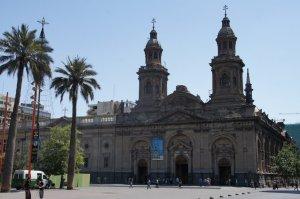 Eglise, Plaza de armas