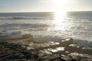 Coucher de soleil à Punta de Lobos