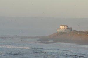 Le mirador zoomé depuis Punta de Lobos