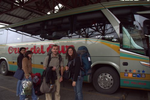 Bus sur Chiloe