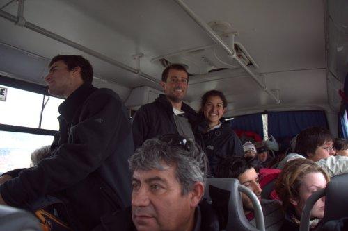 Bus pour Santa Lucia