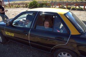 Mauricio, notre taxi