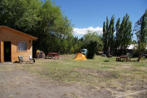 Notre cabana au fond du jardin