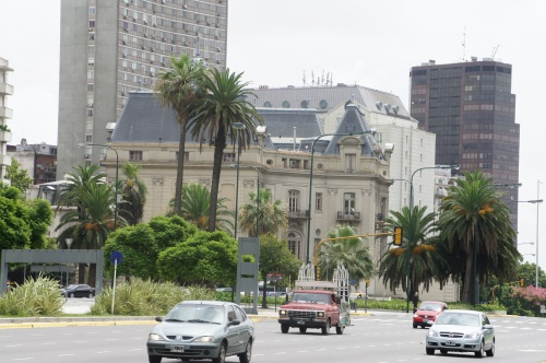 Av. 9 de Julio et l'ambassade - Buenos Aires - Argentine