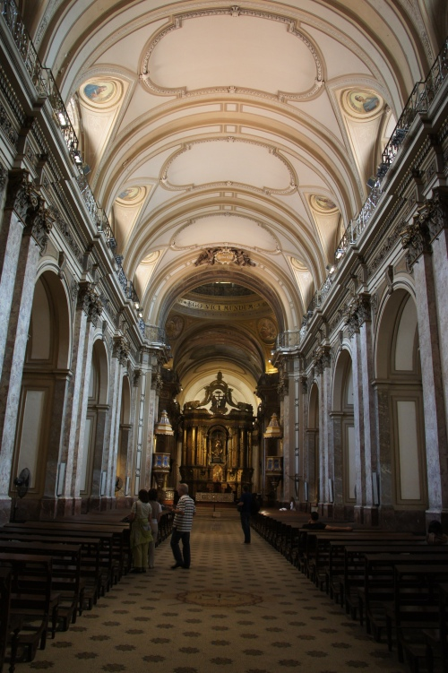La Cathedrale Metropolitana - Buenos Aires - Argentine