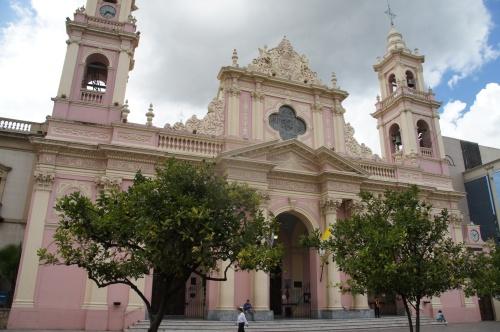 Iglesia Catedral - Salta - Argentina