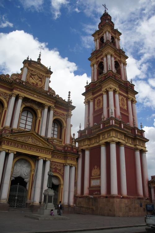 Iglesia San Francisco - Salta - Argentine