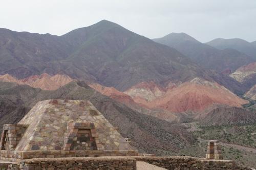 Ruines de Pukara - Tilcara - Argentine