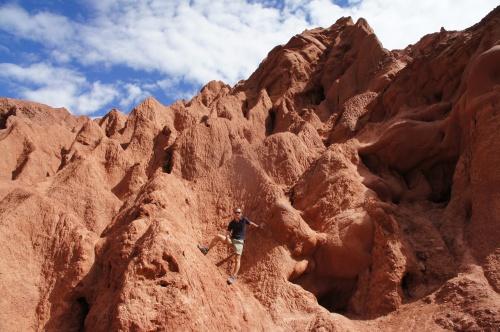 Montagnes ocres - Purmamarca - Argentine