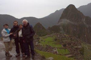 Vue d'ensemble - Machu Picchu - Pérou