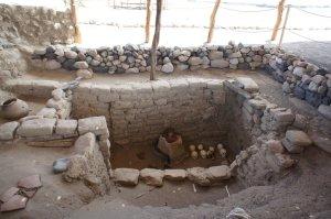 Enterrés accompagnés - Nazca - Pérou