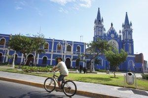 Une autre église - Lima - Pérou