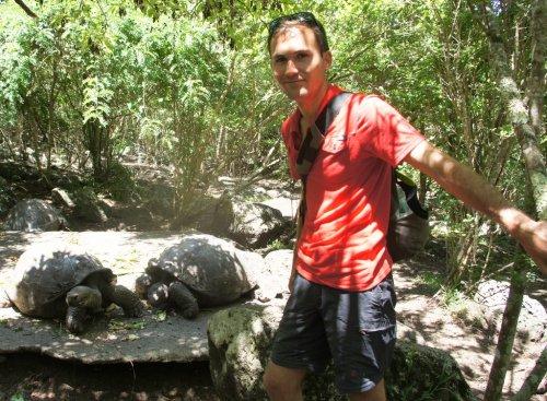 Nico & co - Floreana - Les Galapagos - Equateur