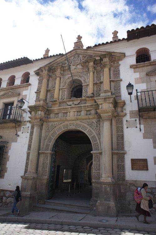 Casa de la moneda - Potosi - Bolivie