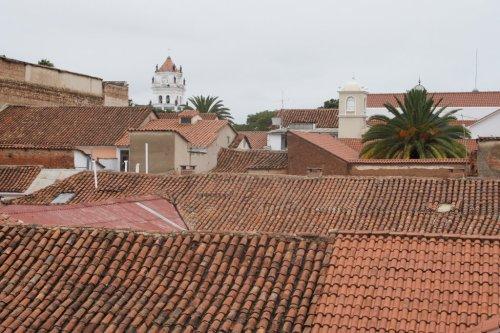 Toits de Sucre - Bolivie