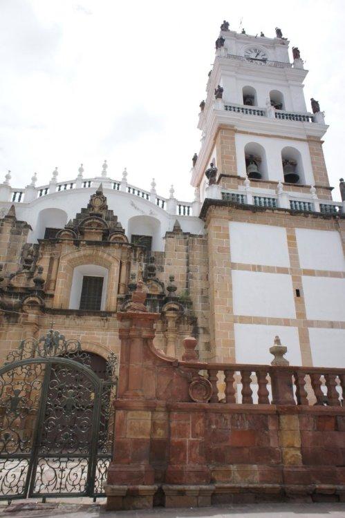 Cathédrale - Sucre - Bolivie