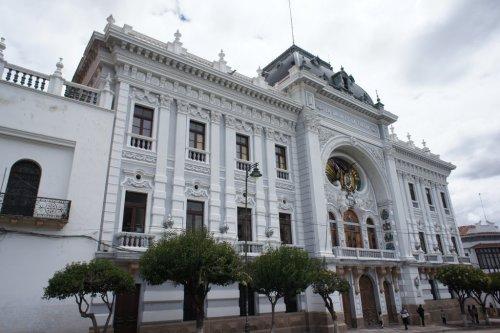 Casa de Gobierno - Sucre - Bolivie