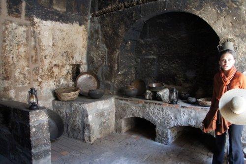 La cuisine commune - Couvent de Santa Catalina - Arequipa - Pérou