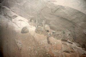 Tombes pré-incas - Canyon de Colca - Pérou
