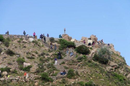 Croix du condor - Canyon de Colca - Pérou