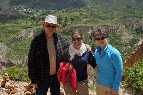 Le mirador - Canyon de Colca - Pérou