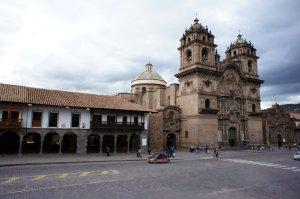 Place centrale - Cusco - Pérou