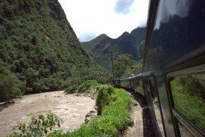 Paysage sauvage - Aguas Calientes - Pérou